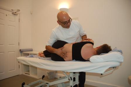 Osteopathy Treatments
