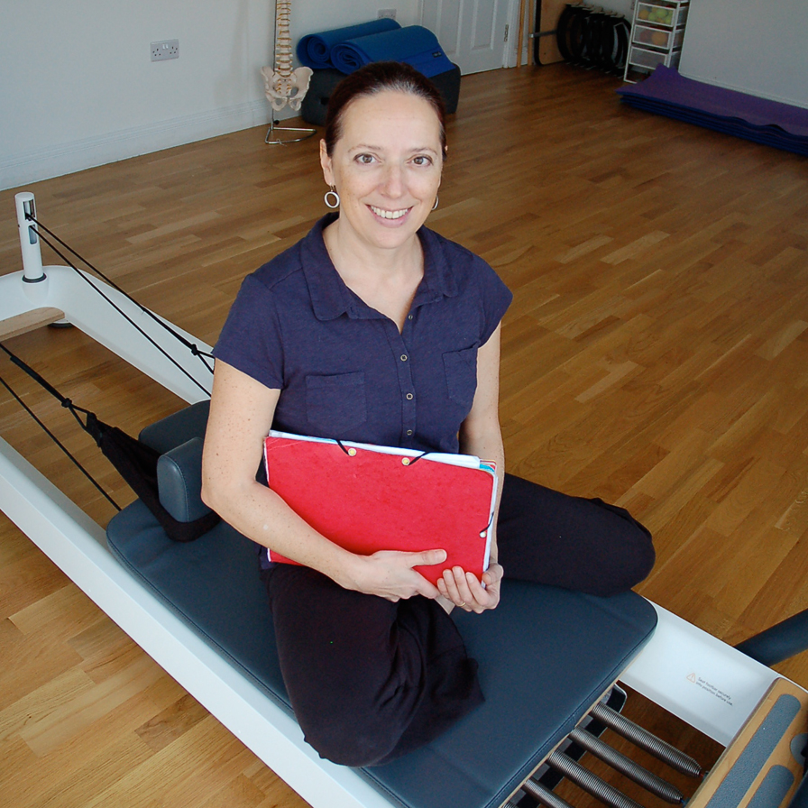 Karen Hall Pilates Instructor